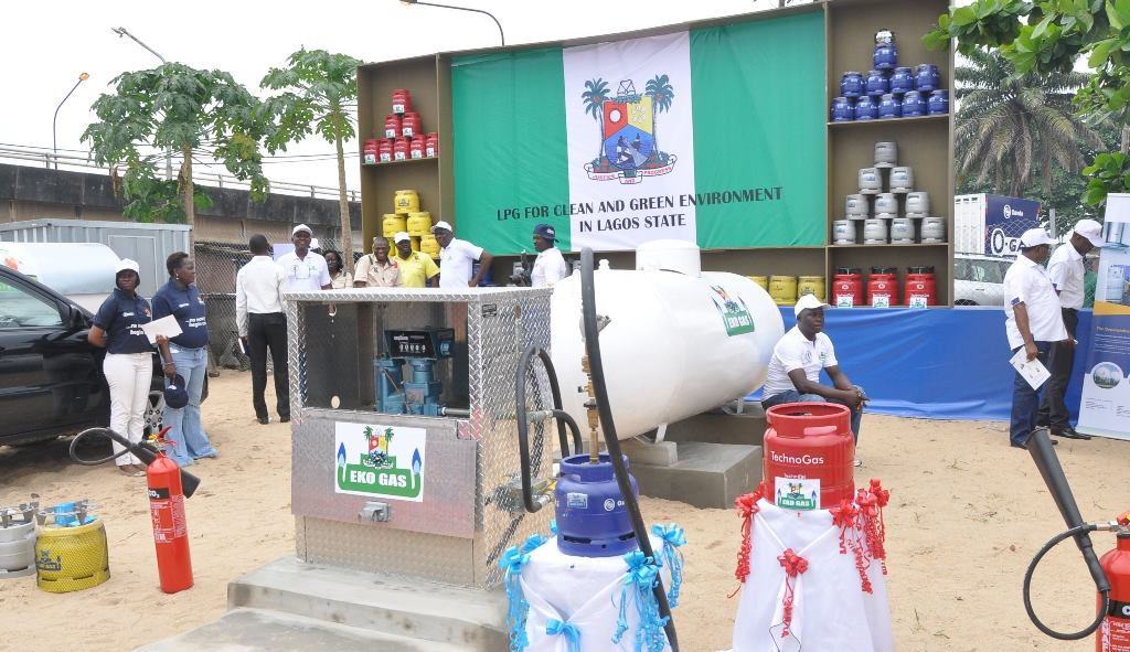 Eko Gas: Lagos State Government promoting LPG use